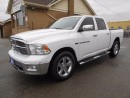 Used 2012 RAM 1500 Big Horn Crew Cab 4X4 5.7L Hemi ONLY 85,000KMs for sale in Etobicoke, ON