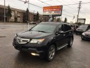 Used 2007 Acura MDX Elite Pkg,Backup  camera ,Leather ,sunroof, nafica for sale in Scarborough, ON