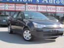 Used 2010 Ford Focus SPECIAL LOW OFFER for sale in North York, ON