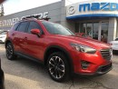 Used 2016 Mazda CX-5 GT Touring AWD, LEATHER, SUNROOF, NAV-REVERSE CAM- for sale in North York, ON
