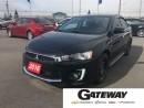 Used 2016 Mitsubishi Lancer SE*CVT*PHONE CONNECT*TRACTION CONTROL*HEATED SEATS for sale in Brampton, ON