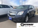 Used 2014 Chevrolet Equinox LS| WE WANT YOUR TRADE| for sale in Brampton, ON
