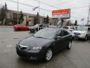 Used 2007 Mazda MAZDA3 GT,5 speed manual* SUNROOF ** for sale in Scarborough, ON