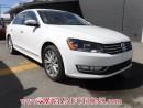 Used 2012 Volkswagen PASSAT HIGHLINE 4D SEDAN 2.5L AT for sale in Calgary, AB