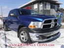 Used 2011 Dodge RAM 1500  QUAD CAB SWB 4WD for sale in Calgary, AB