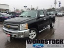 Used 2013 Chevrolet Silverado 1500 LT  4X4, Voice Command, Cruise Control for sale in Woodstock, ON