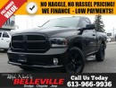 Used 2015 Dodge Ram 1500 Express-Back up Camera-Hitch With Brake Control for sale in Belleville, ON