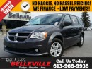 Used 2016 Dodge Grand Caravan Crew Plus-Remote Start-Back UP Camera for sale in Belleville, ON