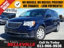 Used 2016 Chrysler Town & Country Touring-Power Sliding Doors and Liftgate for sale in Belleville, ON