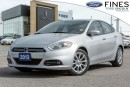 Used 2013 Dodge Dart Limited - SOLD! LEATHER, MOONROOF, NAVIGATION for sale in Bolton, ON
