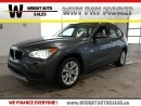 Used 2013 BMW X1 XDRIVE| SUNROOF| NAVIGATION| BLUETOOTH| 84,554KMS for sale in Cambridge, ON