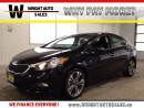 Used 2016 Kia Forte EX| BLUETOOTH| BACKUP CAM| HEATED SEATS|4,822KMS for sale in Cambridge, ON