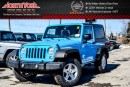 New 2017 Jeep Wrangler New Car Sport |4x4|Connect,LED,ColdWthrPkgs|R-Start|HtdFrSeats|17