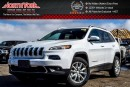 New 2017 Jeep Cherokee Limited New Car|SftyTecPkg|TchnlgyPckg|LxryPckg|Sunrf|8.4
