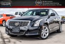 Used 2014 Cadillac ATS AWD|Bluetooth|Backup Cam|Leather|Heated Front Seats|Keyless Go|17