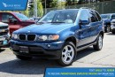 Used 2003 BMW X5 3.0i Sunroof and Heated Seats for sale in Port Coquitlam, BC