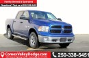 New 2017 Dodge Ram 1500 SLT BACK UP CAMERA, TRAILER BRAKE CONTROL, PARK ASSIST for sale in Courtenay, BC