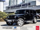 Used 2015 Jeep Wrangler Unlimited Sahara for sale in Vancouver, BC