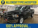 Used 2014 Dodge Ram 1500 QUAD CAB*4 X 4*HEMI*BOX LINER*TOW AND HD PACK*REAR SLIDING WINDOW*PHONE* for sale in Cambridge, ON