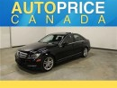 Used 2013 Mercedes-Benz C-Class C300 4MATIC MOONROOF LEATHER for sale in Mississauga, ON