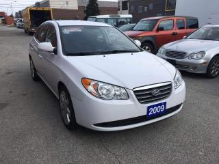Used 2009 Hyundai Elantra GL for sale in North York, ON