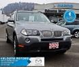 Used 2009 BMW X3 xDrive30i for sale in Kelowna, BC