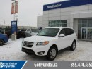 Used 2012 Hyundai Santa Fe GL SPORT AWD Sunroof Heated Seats for sale in Edmonton, AB
