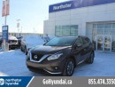 Used 2015 Nissan Murano SL Leather Sunroof Nav for sale in Edmonton, AB