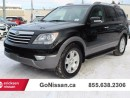 Used 2009 Kia Borrego EX-V8 Luxury 4x4 7-Passenger GREAT CONDiTION for sale in Edmonton, AB