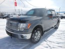 Used 2011 Ford F-150 XLT 4x4 SuperCrew Cab 6.5 ft. box 157 in. WB for sale in Dawson Creek, BC