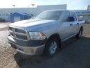 Used 2013 Dodge Ram 1500 ST for sale in Dawson Creek, BC