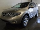 Used 2010 Nissan Murano SL All Wheel Drive - SUNROOF - REAR BACK UP CAMERA - LEATHER for sale in Edmonton, AB