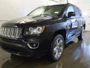 Used 2014 Jeep Compass Limited 4x4 GPS NAVIGATION - HEATED FRONT SEATS - POWER SUNROOF for sale in Edmonton, AB