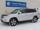 Used 2013 Toyota Highlander for sale in Edmonton, AB