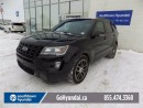 Used 2016 Ford Explorer LEATHER, SUNROOF, NAV for sale in Edmonton, AB
