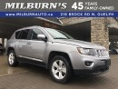 Used 2016 Jeep Compass HIGH ALTITUDE 4x4 for sale in Guelph, ON