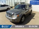 Used 2010 Ford Escape LEATHER, SUNROOF, NAV, BACK UP CAMERA. for sale in Edmonton, AB