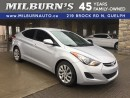 Used 2013 Hyundai Elantra L for sale in Guelph, ON
