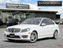 Used 2013 Mercedes-Benz C350 C350 4MATIC |NAV|CAM|PANO|BLINDSPOT|NOACCIDENT for sale in Scarborough, ON
