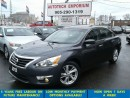 Used 2013 Nissan Altima 2.5 SV Auto Camera/Sunroof/Alloys for sale in Mississauga, ON