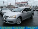 Used 2013 Nissan Sentra Auto All Power Options/B.tooth&GPS*$39wkly for sale in Mississauga, ON