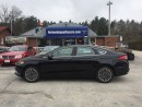 Used 2017 Ford Fusion SE | AWD | LOADED | NAV | LEATHER for sale in Flesherton, ON