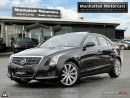 Used 2014 Cadillac ATS LUXURY - NAV|BLUETOOTH|CAMERA|WARRANTY|1 OWNER for sale in Scarborough, ON