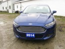 Used 2014 Ford Fusion Cloth for sale in Ailsa Craig, ON