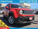 Used 2015 Jeep Renegade North| NAVI| BACK UP CAMERA| TOUCH SCREEN|LOW KMS for sale in Burlington, ON
