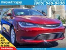 Used 2016 Chrysler 200 LX| TOP DOLLAR FOR YOUR TRADE| GREAT ON GAS| for sale in Burlington, ON