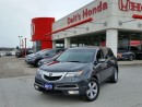 Used 2013 Acura MDX SH for sale in Orillia, ON