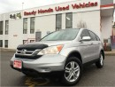 Used 2011 Honda CR-V EX-L - Leather - Sunroof - Alloys for sale in Mississauga, ON