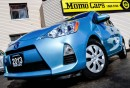 Used 2013 Toyota Prius c Hybrid! 50/mpg! USB/AuxIn! ONLY $105/bi-weekly! for sale in St Catharines, ON