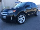 Used 2012 Ford Edge SEL for sale in Selkirk, MB